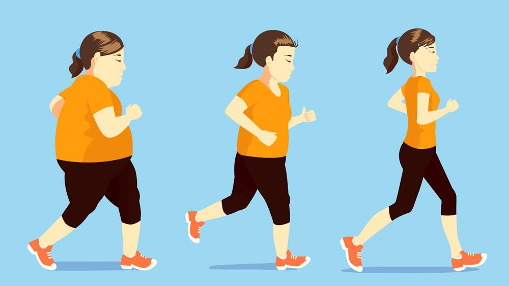 Bagaimana Berlari Membantu Menurunkan Berat Badan